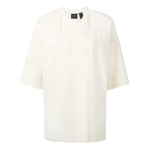 Fenty X Puma Camiseta decote careca - Branco