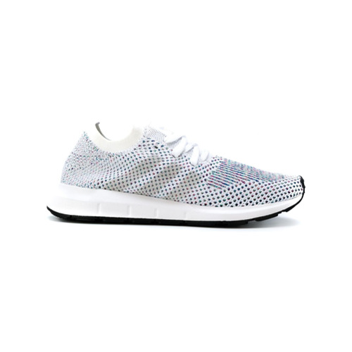 Adidas Tênis 'Swift Run Primeknit' - Branco