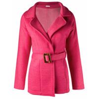 Lygia & Nanny Trench Coat - Pink & Purple