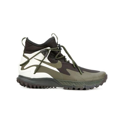 Nike Tênis de couro 'Terra Sertig' - Green