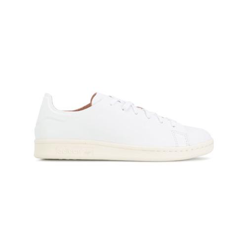 Adidas Tênis de couro 'Stan Smith' - Branco