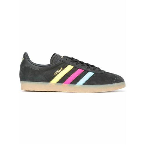 Adidas Tênis 'Gazelle' de camurça - Preto