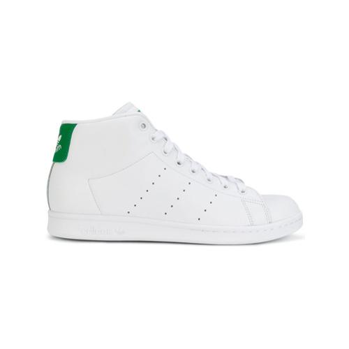 Adidas Tênis de couro 'Adidas Originals Stan Smith' - Branco