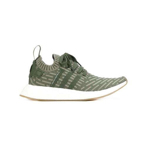 Adidas Tênis 'Adidas Originals NMD_R2 Primeknit' - Green