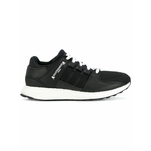 Adidas Tênis de couro 'EQT Support Ultra' - Preto