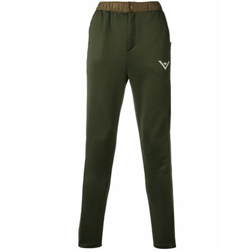 Adidas Calça cenoura - Green