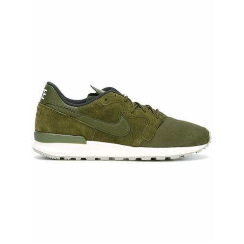 Nike Tênis de camurça 'Air Berwuda Premium' - Green