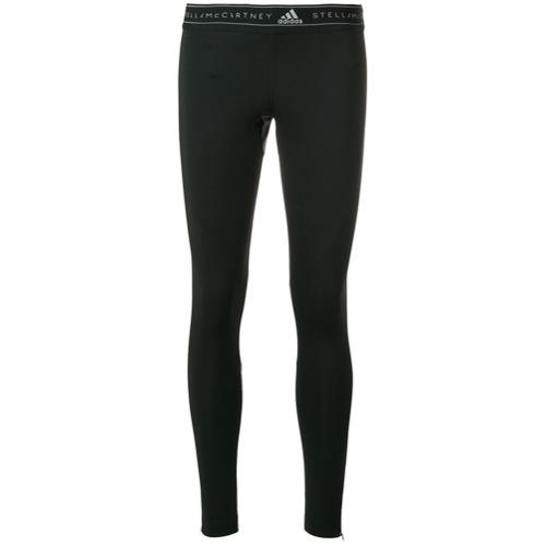 Adidas By Stella Mccartney Calça legging 'Run Clima' - Preto