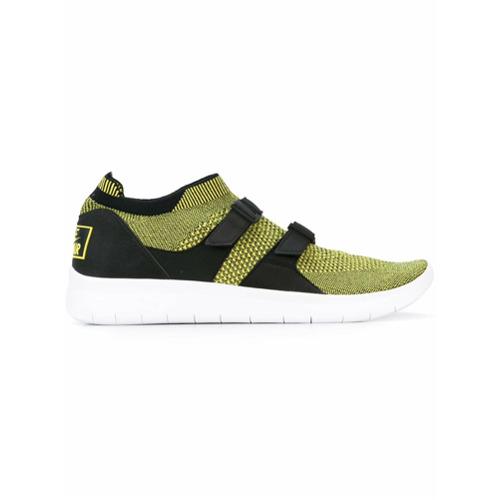 Nike Tênis com alças duplas - Amarelo E Laranja