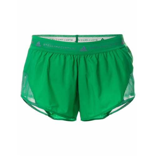 Adidas By Stella Mccartney Short esportivo - Green