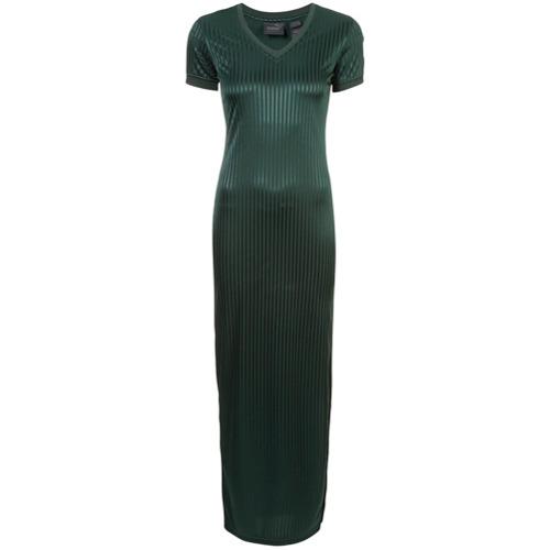 Fenty X Puma Vestido longo com fenda - Green