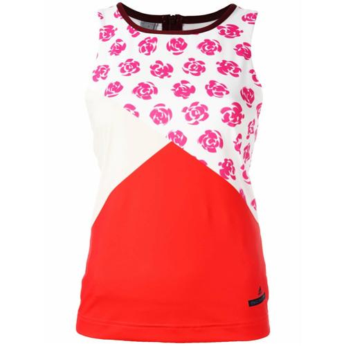 Adidas By Stella Mccartney Regata com estampa floral - Pink & Purple