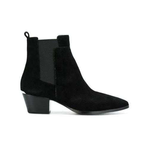 Michael Michael Kors Ankle boot de camurça 'Wilson' - Preto
