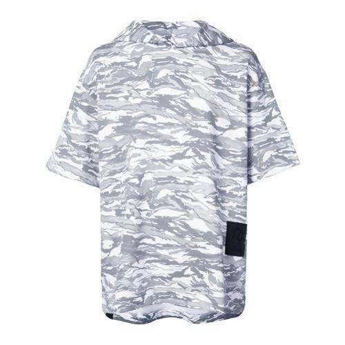 Puma Moletom mangas curtas com estampa camuflada 'Puma x XO' - Grey