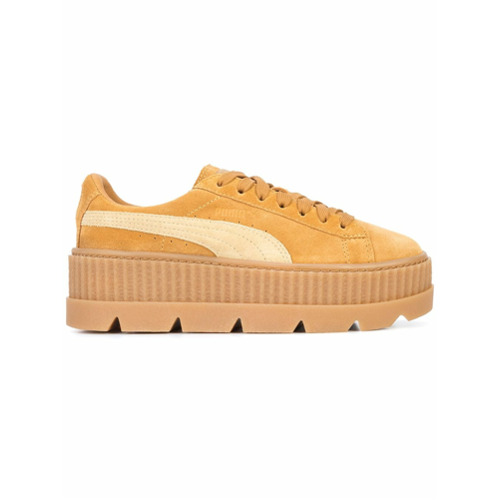 Fenty X Puma Cleated creepers - Nude & Neutrals