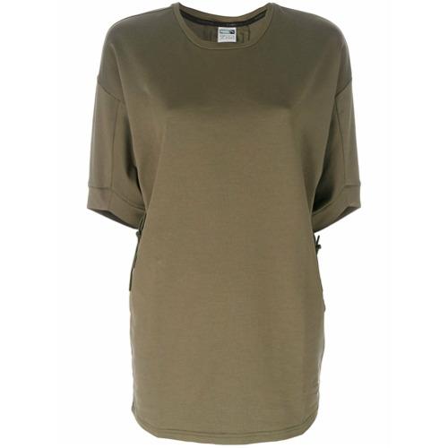Puma Camiseta com detalhe de elástico nas costas - Green