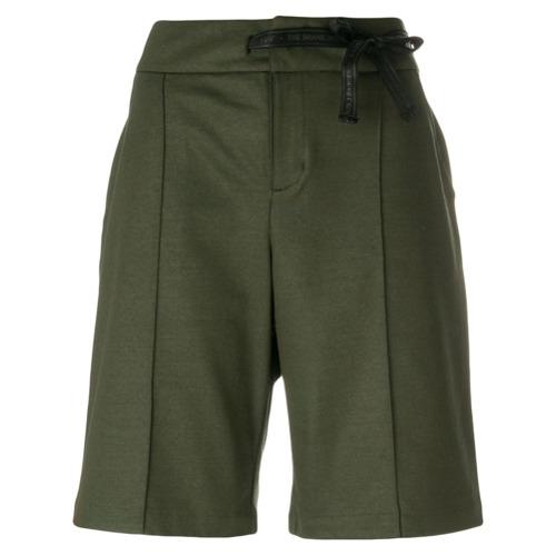 Adidas Bermuda com amarração - Green