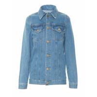 Framed Jaqueta Jeans 'algave' - Azul
