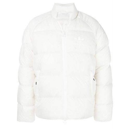 Adidas Jaqueta 'Adidas Originals SST Pure' - Branco