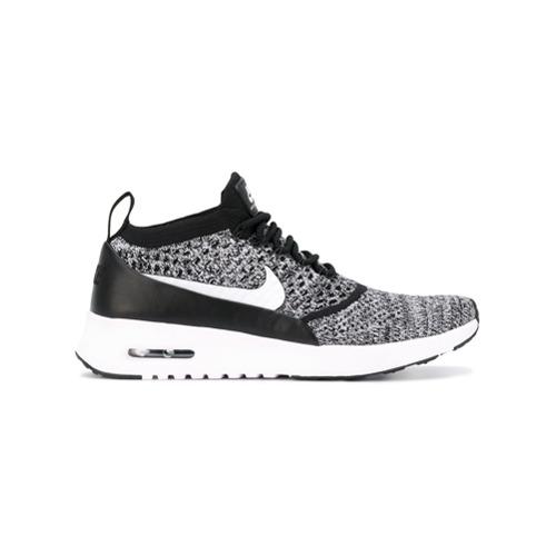 Nike Tênis 'Air Max Thea Ultra Flyknit' - Preto