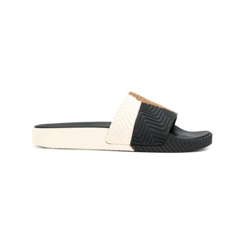 Adidas Originals By Alexander Wang Slide 'Adilette' - Preto