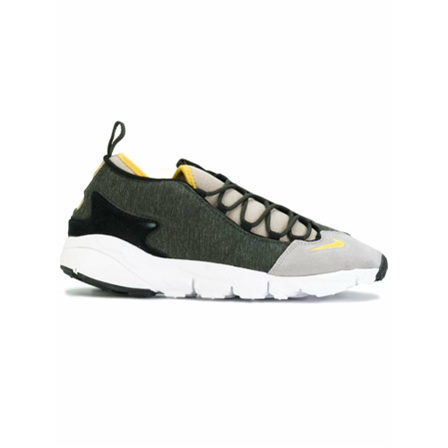 Nike Tênis de camurça 'Air Footscape NM' - Green