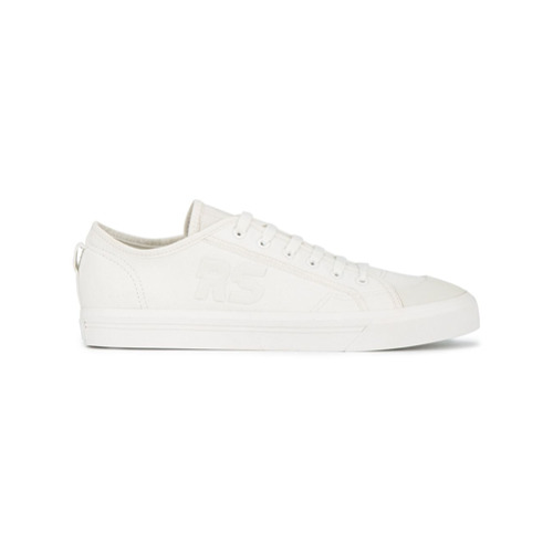 Adidas By Raf Simons Tênis cano baixo 'Spirit' - Branco