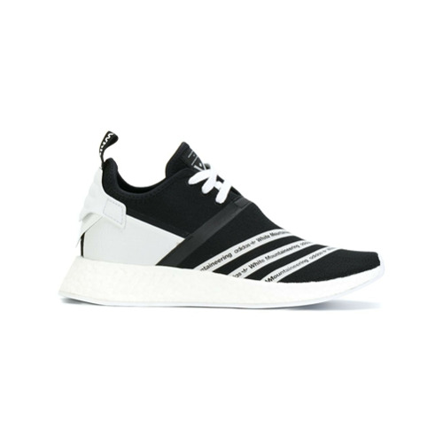 Adidas By White Mountaineering Tênis com cadarço 'Mountaineering' - Preto